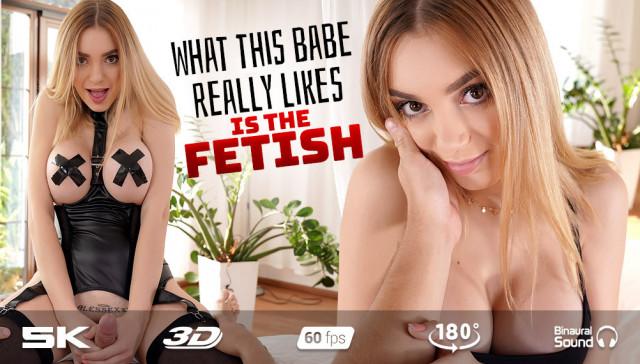 Fetish Mania Paola Hard RealJamVR Paola Hard vr porn video vrporn.com virtual reality