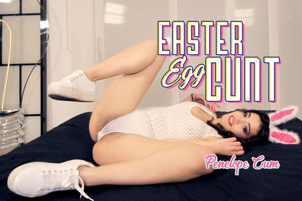 Easter Egg Cunt - Hot Bunny Fucks and Sucks