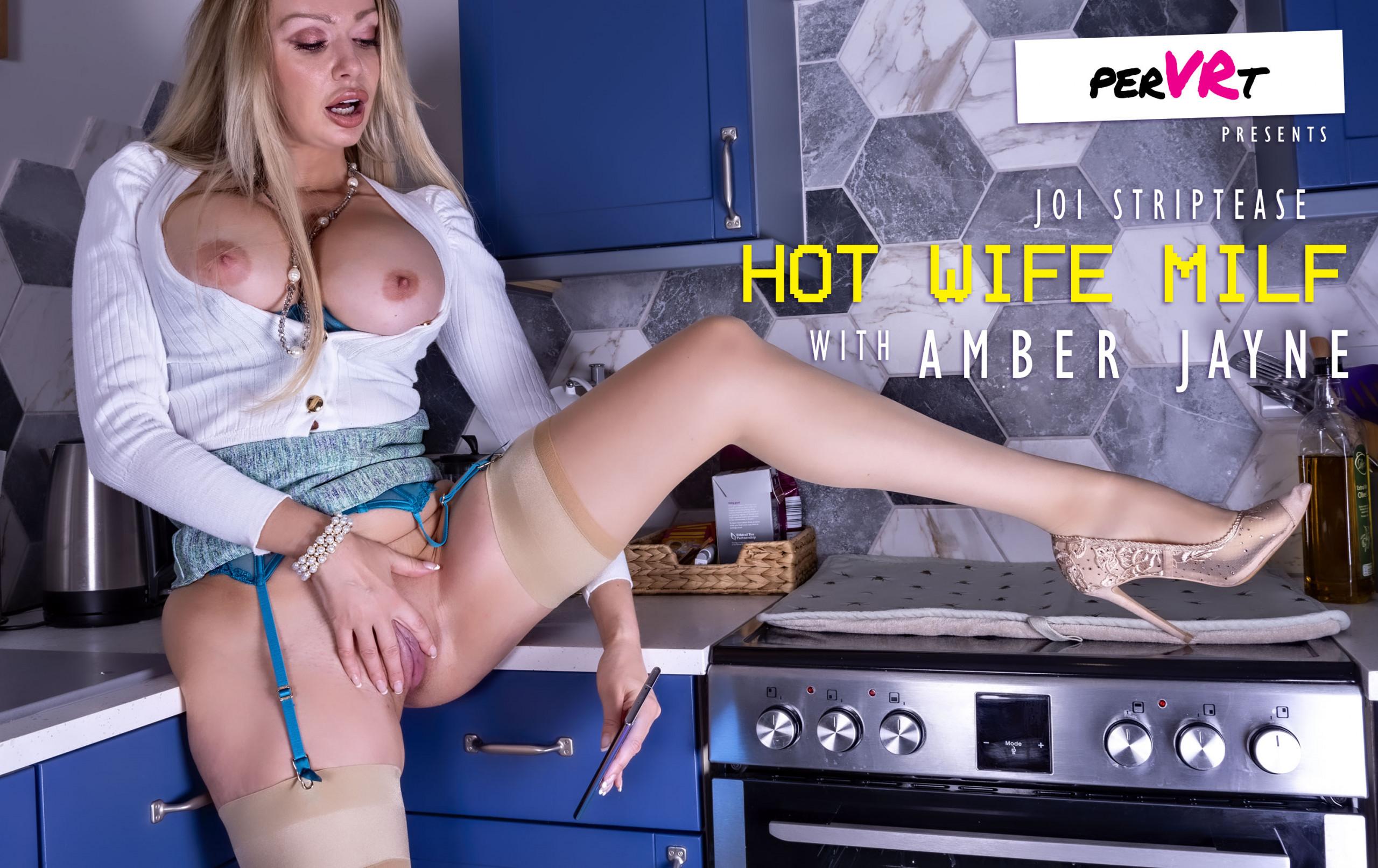 Hotwife Milf Joi Striptease