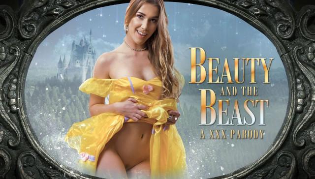 Beauty And The Beast A XXX Parody VRCosplayX Alexis Crystal vr porn video vrporn.com virtual reality