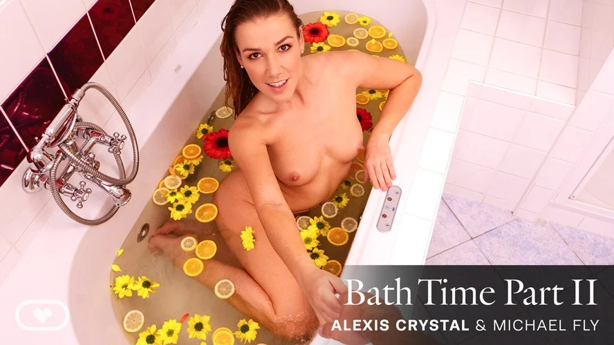 Bath Time Part II