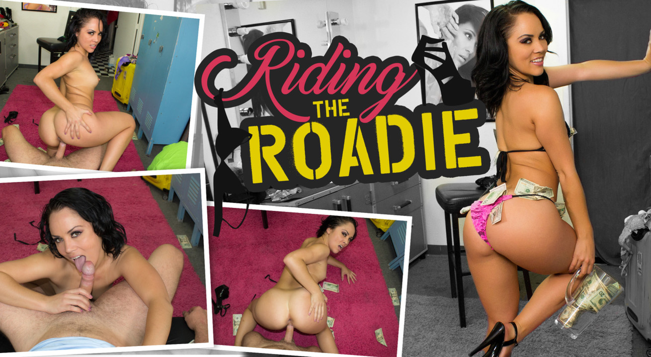 Riding The Roadie - Digitally Remastered