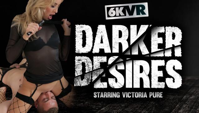 Darker Desires StockingsVR Victoria Pure vr porn video vrporn.com virtual reality