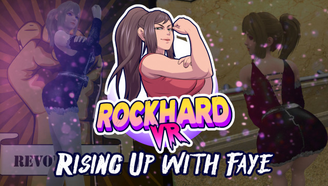 Rising Up with Faye RockHardVR vr porn game vrporn.com virtual reality