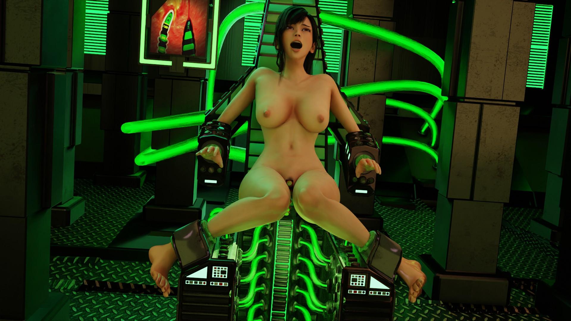 Tifa's New Intense Training Regiment [Unity Experience] VRAnimeTed vr porn game vrporn.com virtual reality