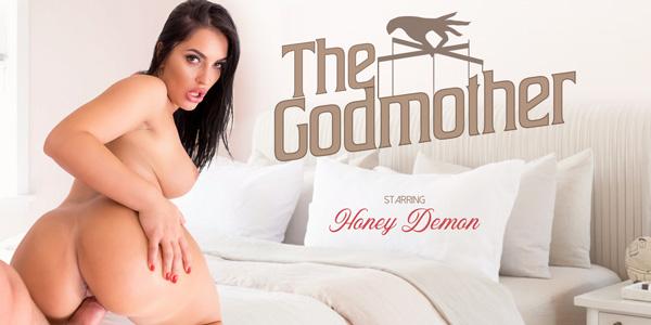 The Godmother VR Bangers Honey Demon vr porn video vrporn.com virtual reality