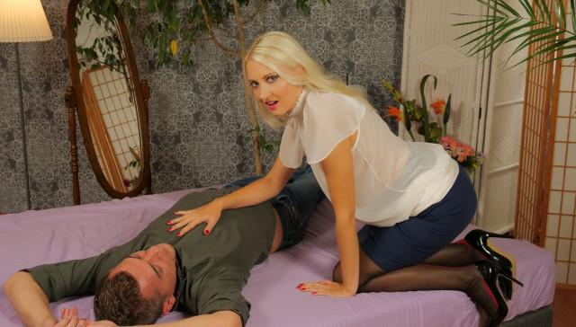 Panty Smother Domme StockingsVR Helena Moeller vr porn video vrporn.com virtual reality