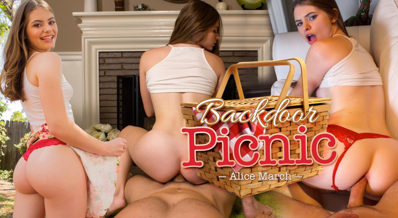 Backdoor Picnic - Digitally Remastered