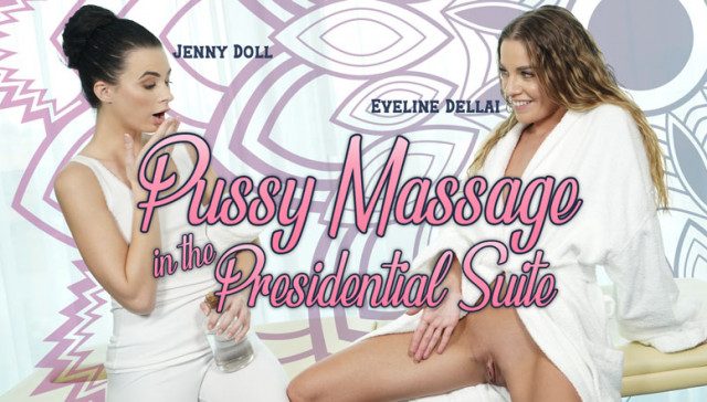 Pussy Massage in the Presidential Suite RealityLovers Eveline Dellai vr porn video vrporn.com virtual reality