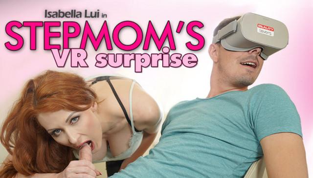 Stepmom's VR Surprise RealityLovers Isabella Lui vr porn video vrporn.com virtual reality