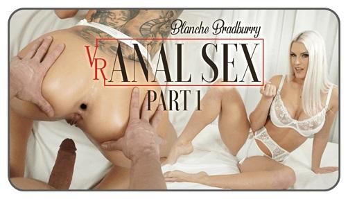 VR Anal Sex - Part 1 RealityLovers Blanche Bradburry vr porn video vrporn.com virtual reality