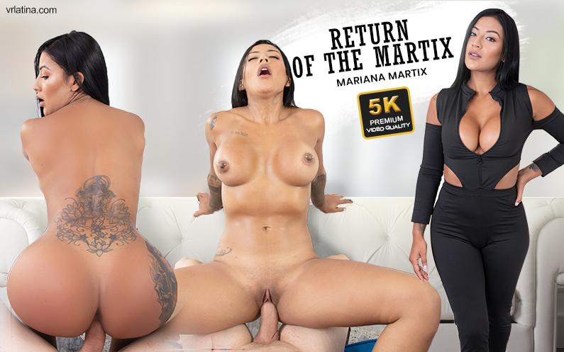 Return Of The Martix