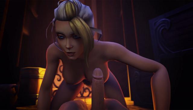 World of Warcraft - Azeroth's Most Desirable Bachelor DarkDreams vr porn video vrporn.com virtual reality