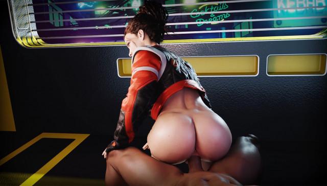Cyberpunk 2077 - Panam Feels Right at Home DarkDreams vr porn video vrporn.com virtual reality