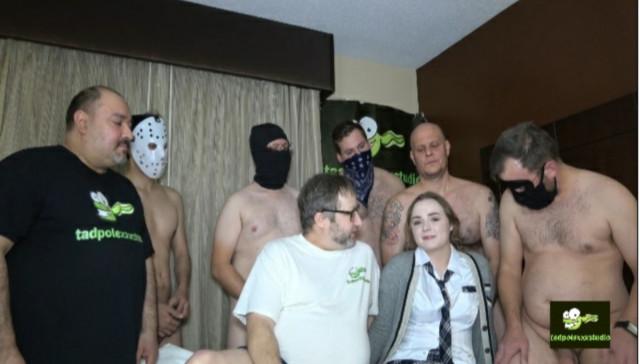 Ashley White Creampie Gangbang with No Clean up part 1 of 2 TadPoleXXXStudio Ashley White vr porn video vrporn.com virtual reality