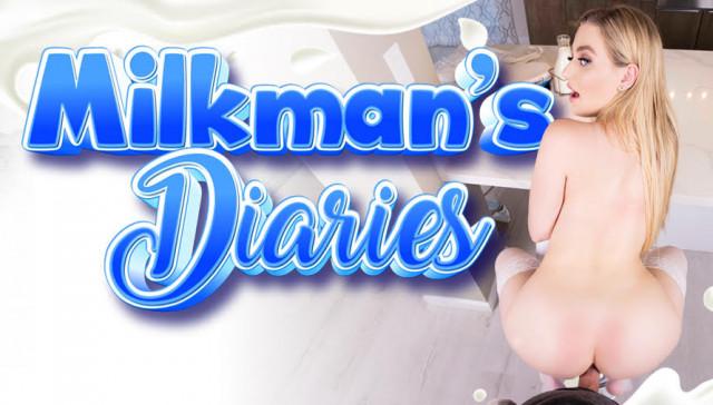 Milkman's Diaries VRConk Blake Blossom vr porn video vrporn.com virtual reality