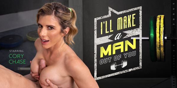 I'll Make a Man Out of You Cory Chase VR Bangers vr porn video vrporn.com virtual reality