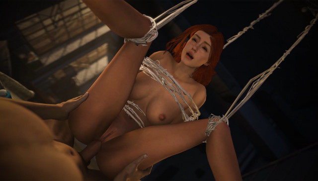 Marvel - Bondage & Discipline, Spiderman & Mary Jane DarkDreams vrporn video vrporn.com virtual reality