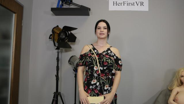 27 Katarina Rina HerFirstVR vr porn video vrporn.com virtual reality