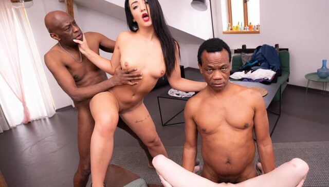 Bachelorette's Party Prank VirtualRealPassion Zuzu Sweet Anna De Ville vr porn video vrporn.com virtual reality