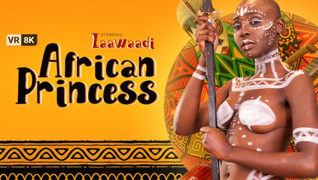 African Princess VRConk Real Zaawaadi vr porn video vrporn.com virtual reality