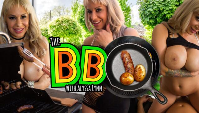 The BBQ MILFVR Alyssa Lynn vr porn video vrporn.com virtual reality