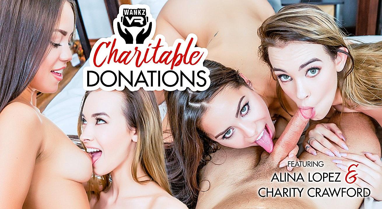 Charitable Donations - Digitally Remastered