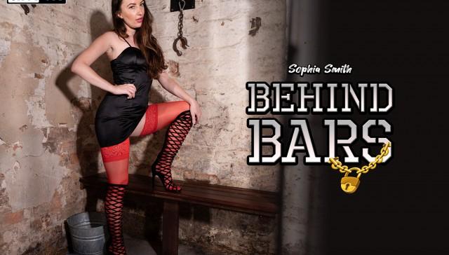 Behind Bars Sophia Smith WankitNowVR vr porn video vrporn.com virtual reality