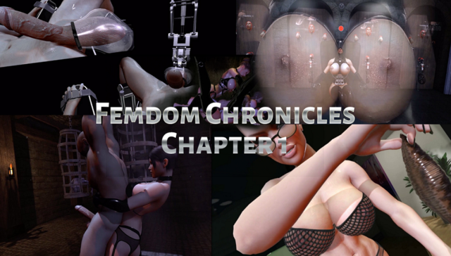 FemDomination Chronicles Chapter 1 Citor3 vr porn game vrporn.com virtual reality