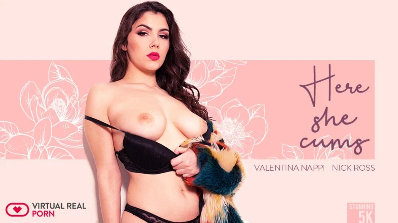 Here She Cums Valentina Nappi