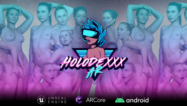 Holodexxx AR Holodexxx vr porn game vrporn.com virtual reality