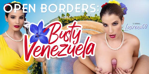 Open Borders: Busty Venezuela