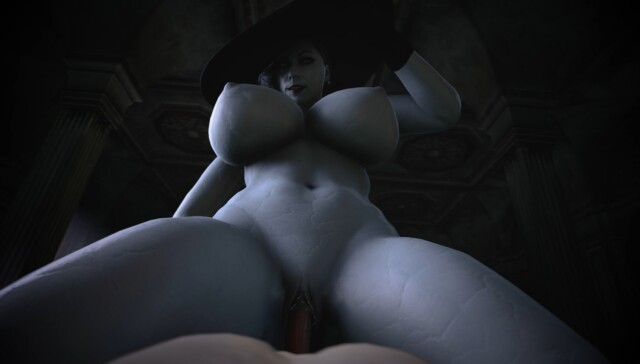 Resident Evil - Bigger Things to Worry About DarkDreams vr porn video vrporn.com virtual reality