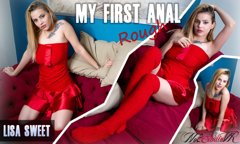 Lisa Sweet - My First Anal