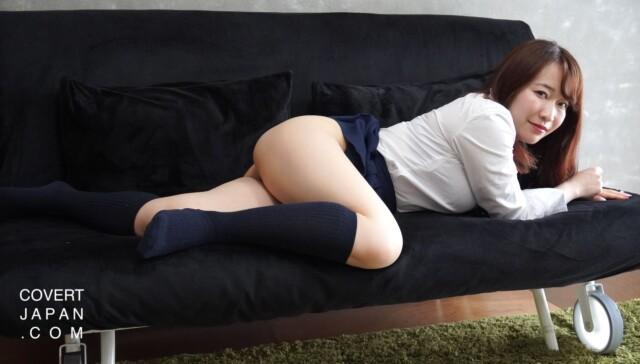 Sayaka the Flirty Japanese School Girl CovertJapan vr porn video vrporn.com virtual reality