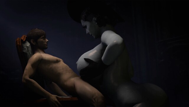 Resident Evil - The Lady's Plaything Now DarkDreams vr porn video vrporn.com virtual reality