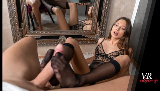 Fortune Wheel – Talia Mint VRedging Talia Mint vr porn video vporn.com virtual reality