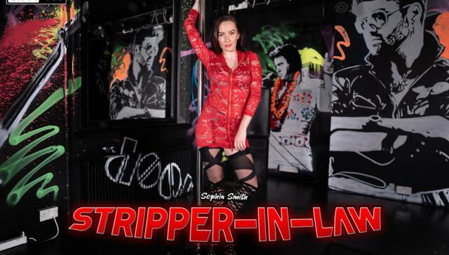 Stripper-In-Law Sophia Smith WankitNowVR vr porn video vrporn.com virtual reality