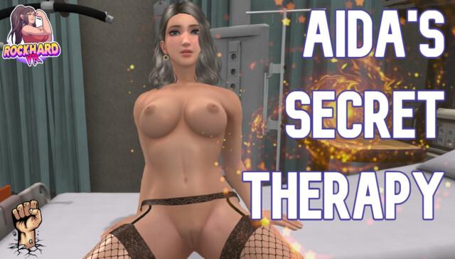 Aida's Secret Therapy RockHardVR vr porn game vrporn.com virtual reality