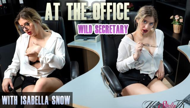 Isabella Snow - At the Office - Wild Secretary No2StudioVR vr porn video vrporn.com virtual reality