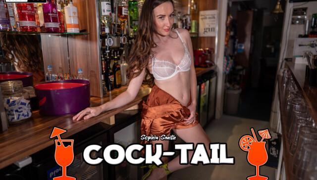 Cock-Tail - Sophia Smith WankitNowVR vr porn video vrporn.com virtual reality