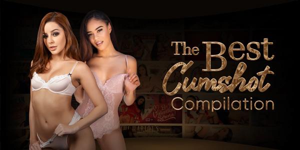 The Best Cumshot Compilation VR Bangers vr porn video vrporn.com virtual reality