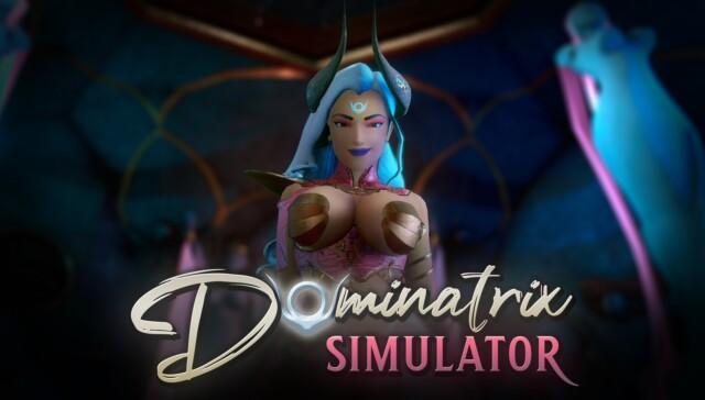 Dominatrix Simulator: Threshold - Teaser Trailer [Patreon DeviantDev] Devilish Domina vr porn game vrporn.com virtual reality