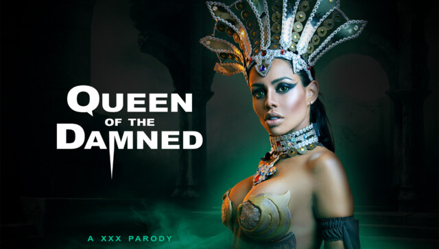 Queen Of The Damned A XXX Parody Canela Skin VRCosplayX vr porn video7