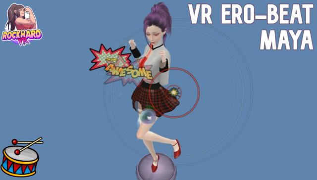 VR Ero-Beat - Erotic Beat Saber RockHardVR vr porn video