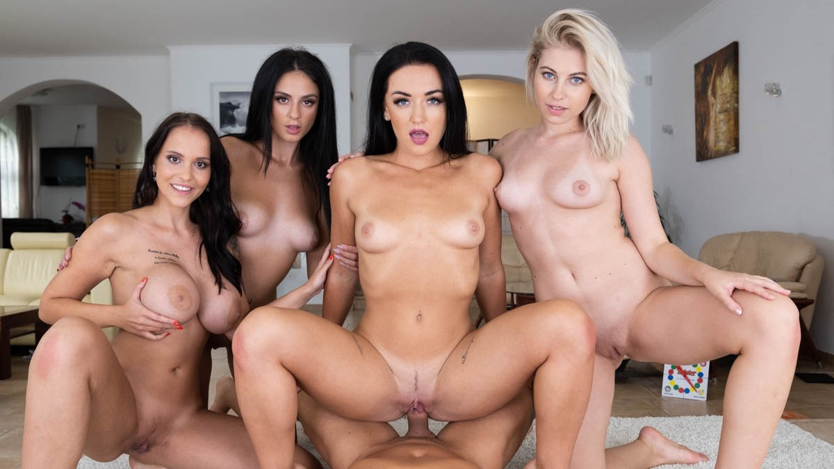 Twister Fivesome: Part 2