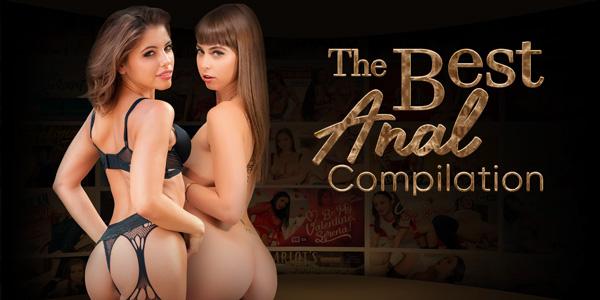The Best Anal Compilation VR Bangers vr porn video