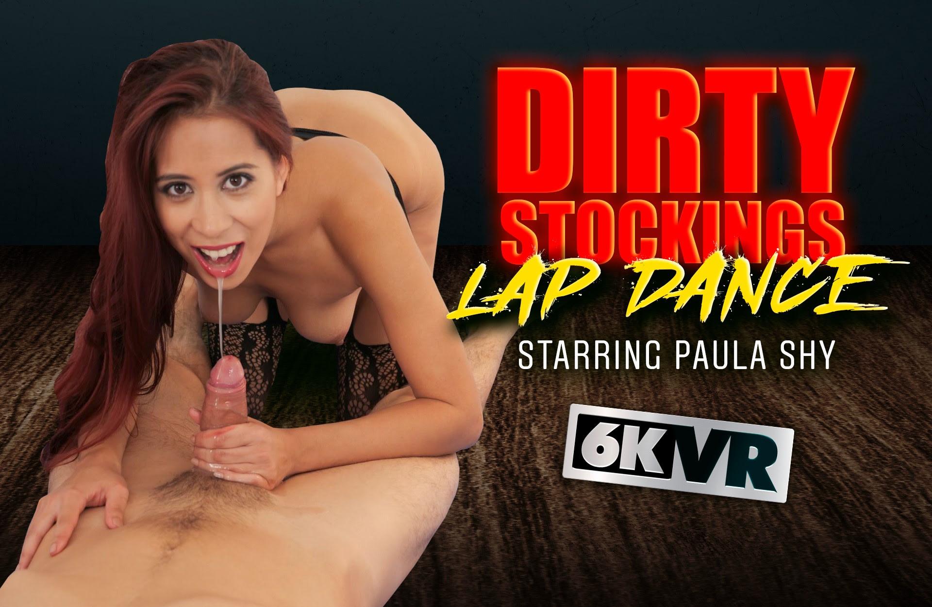 Dirty Stockings Lap Dance