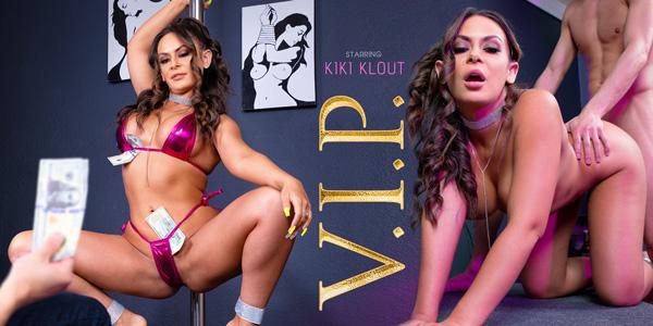 V.I.P VR Bangers Kiki Klout vr porn video