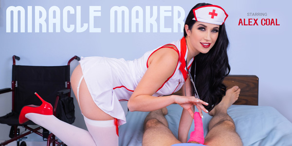 Miracle Maker VR Bangers Alex Coal vr porn video